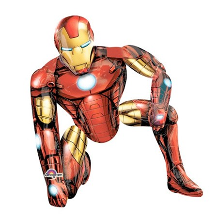 Iron Man<br>Airwalker Balloon