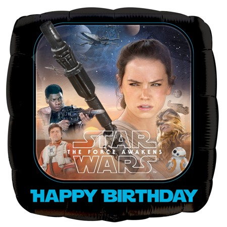 Star Wars Happy Birthday(Design may vary)