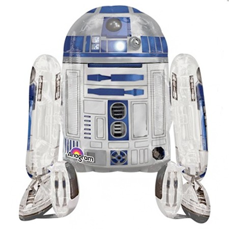 Star Wars R2D2Airwalker Balloon