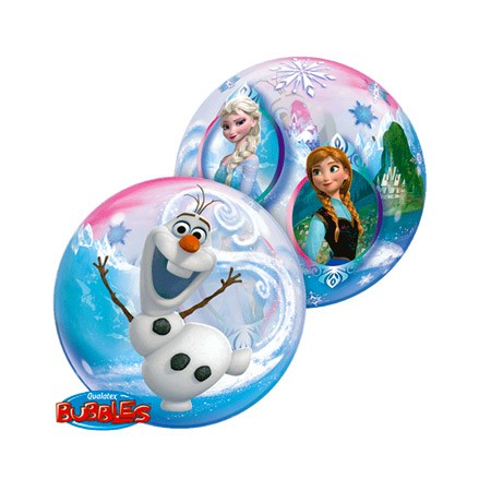 Frozen Bubble Balloon