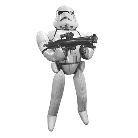 Star Wars Storm Trooper<br>Airwalker Balloon