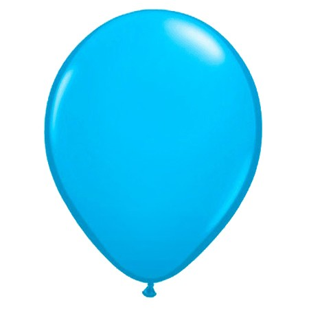 11in Robin's Egg Blue<br>Latex Balloon