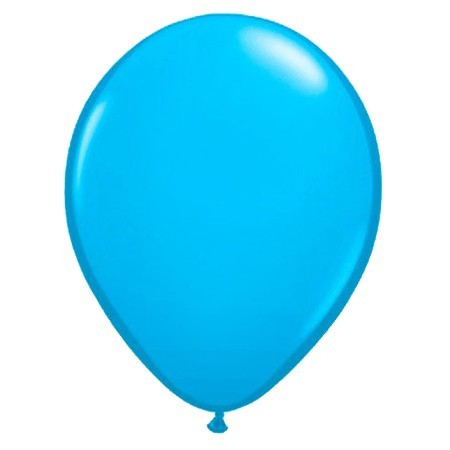 16in Robin's Egg Blue<br>Latex Balloon