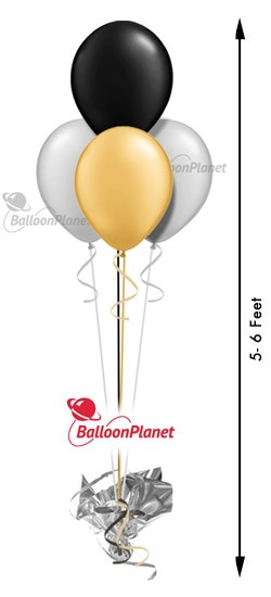 Balloon Tree 2-Tier(4 Large Balloons)