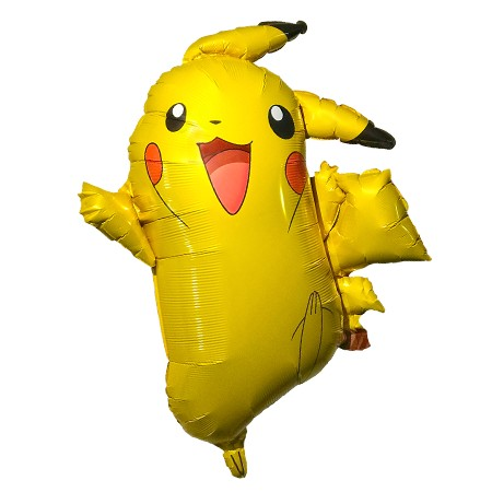 Pokemon Pikachu31in Mylar Balloon